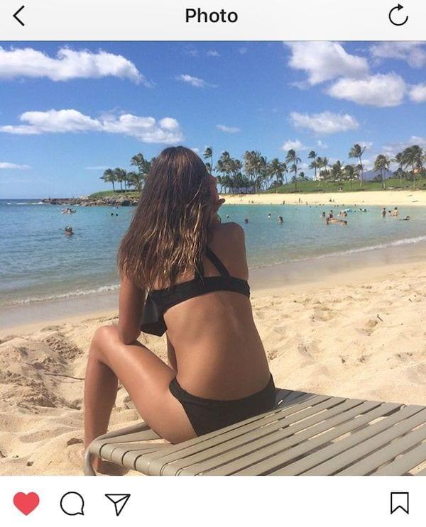 teen beach girl
